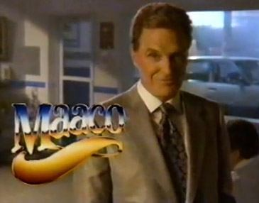 Robert Stack - Maaco Commercial