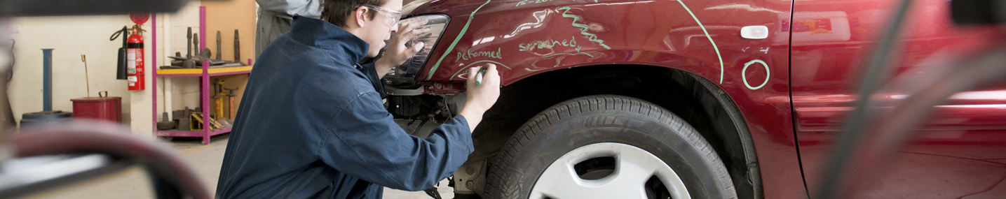 Maaco: Prepping collision repair