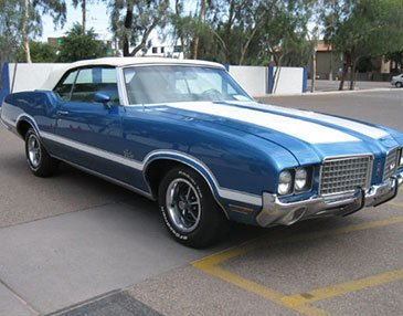 72 olds after restoration