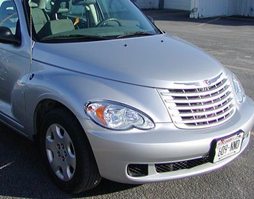 ptcruiser after restoration