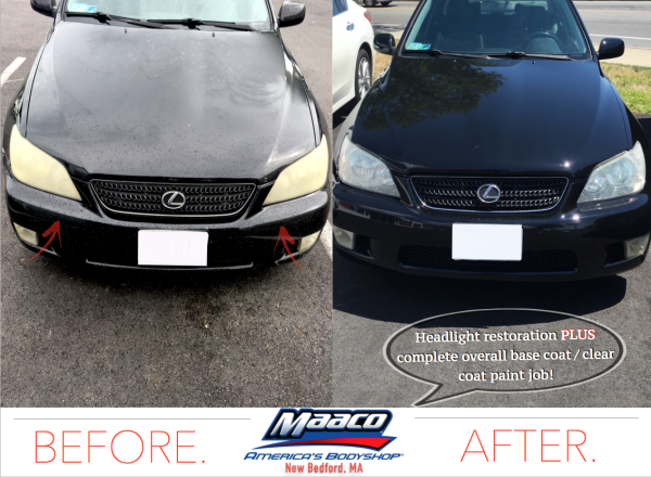 Auto Body Shop New Bedford Ma Maaco Collision Repair