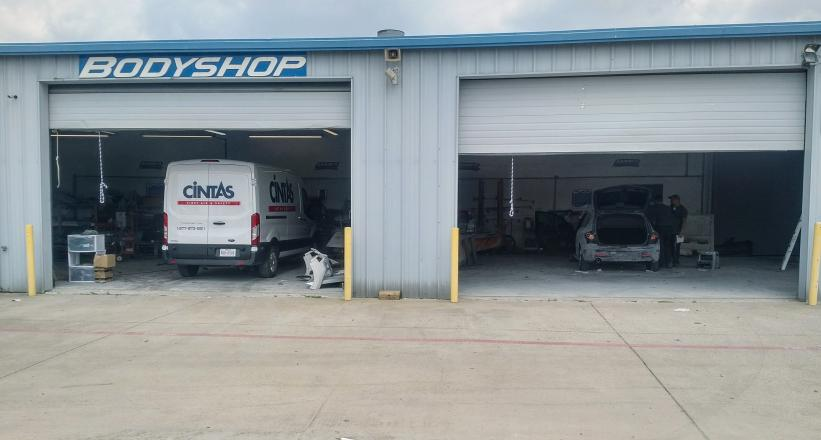 ... On Location At Maaco Collision Repair U0026 Auto Painting, A Auto Body Shop  In Irving