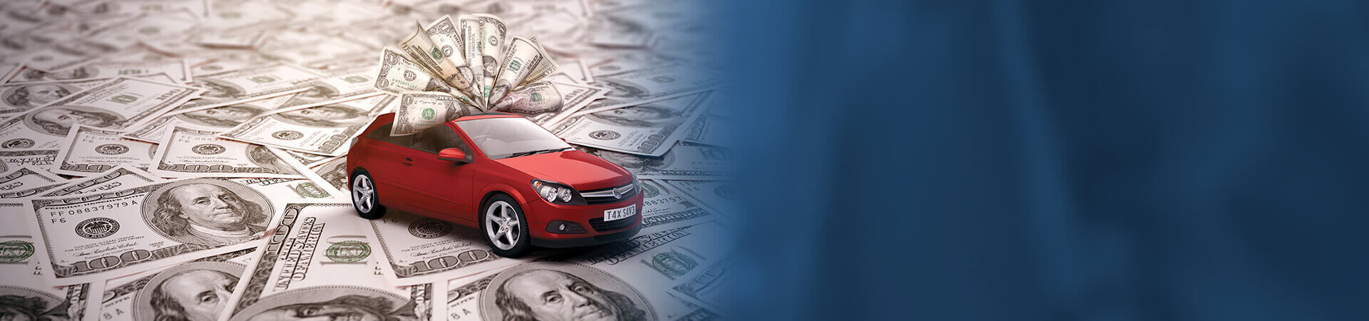 Reward yourself and your car with your refund