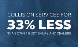 33% Off Collision Repair Coupon