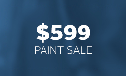 $599 Paint Sale - Tax Season Coupon