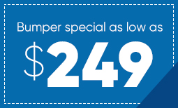 $249 Bumper Repair Coupon