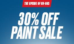 Fall Paint Sale: 30% Off Paint Sale Coupon