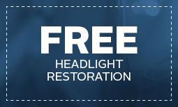 Free Headlight Restoration Coupon