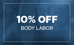 10% Off Body Labor Coupon