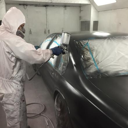 Auto body shop temecula ca maaco collision repair auto painting a recent auto painting shop job in the temecula solutioingenieria