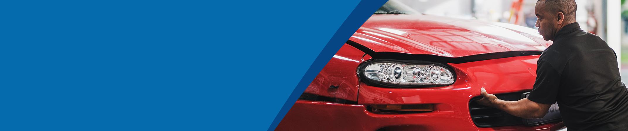 Bumper Repair starting at $199 at Maaco!